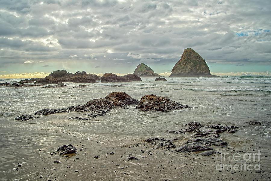 Oceanside Beach by Craig Leaper