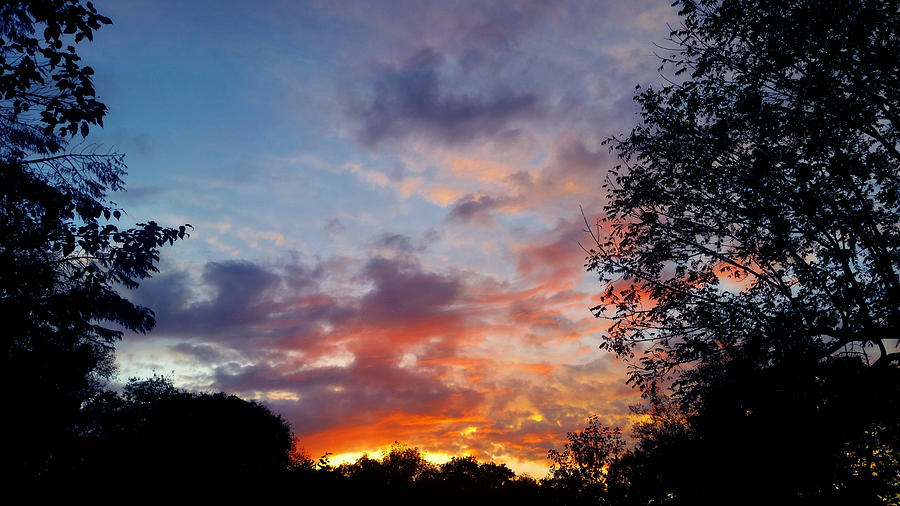 October 7th, 2019 Sunset Photograph