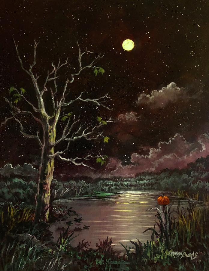 October by Randy Burns