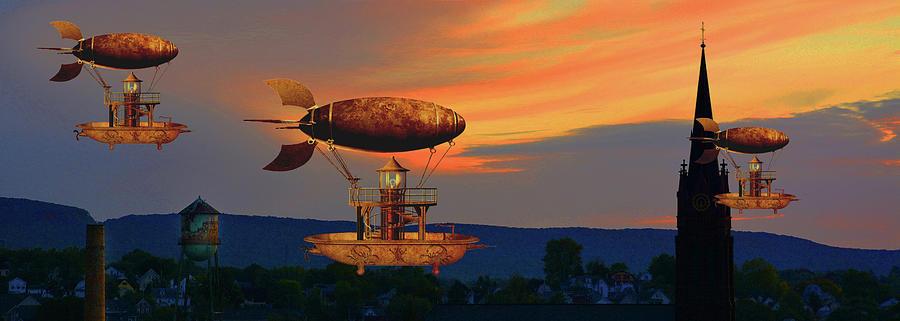 October Sky by Arthur Miller