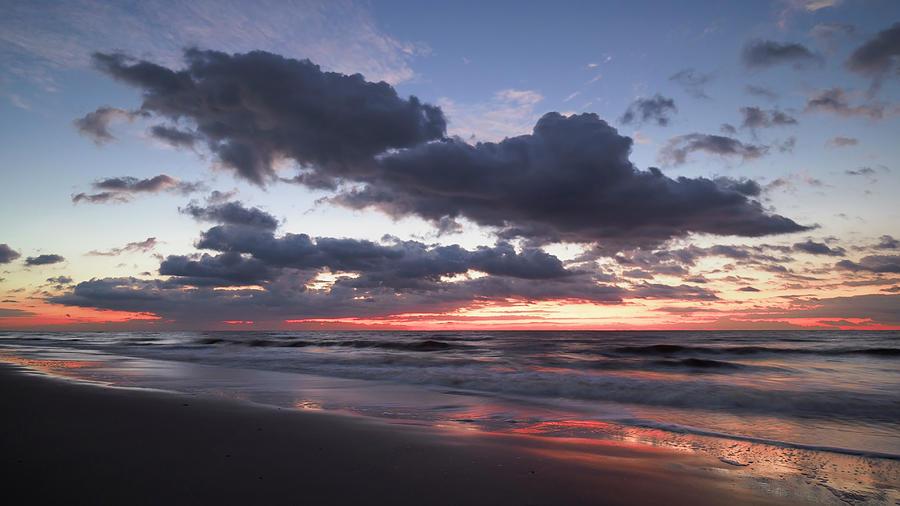 October Sunrise by Van Sutherland