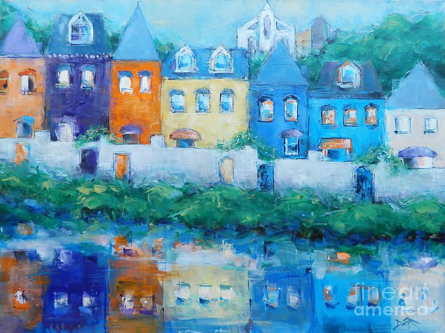 Oh Colorful Kinsale by Dan Campbell