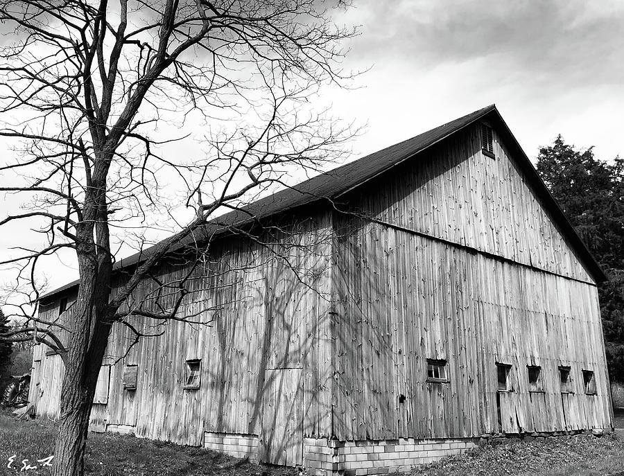 Ohio Barn by Edward Smith