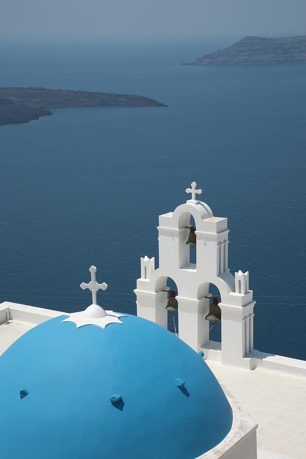 Oia, Santorini Thira, Cyclades Islands Photograph by Angelo Cavalli / Robertharding