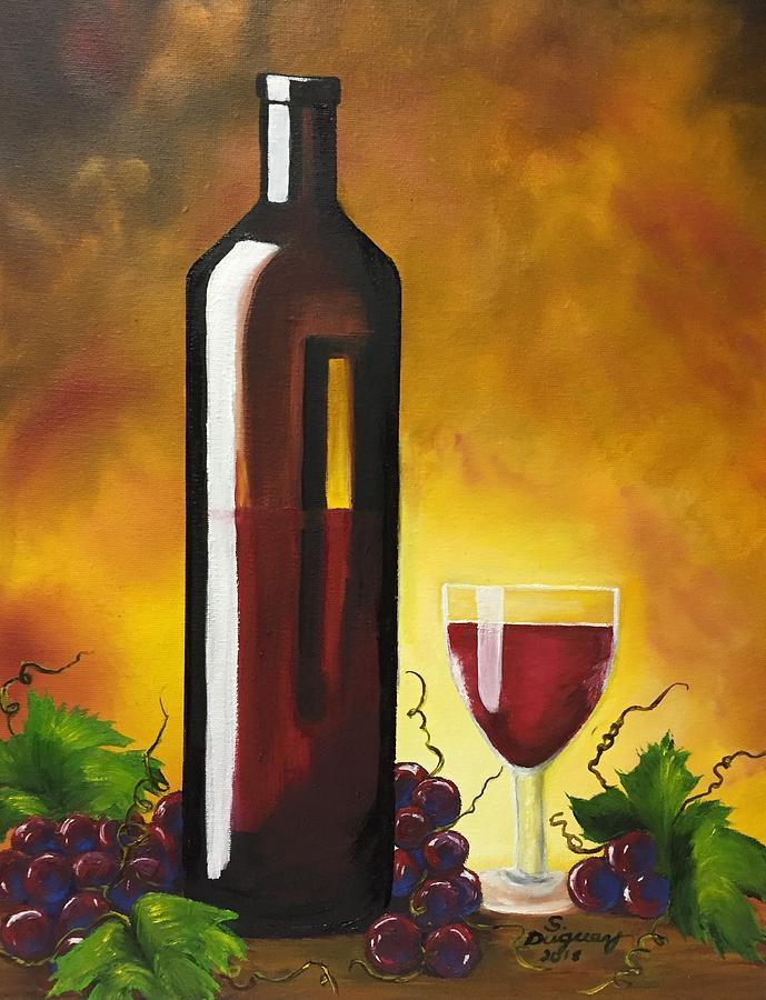 Okanagan Red  by Sharon Duguay