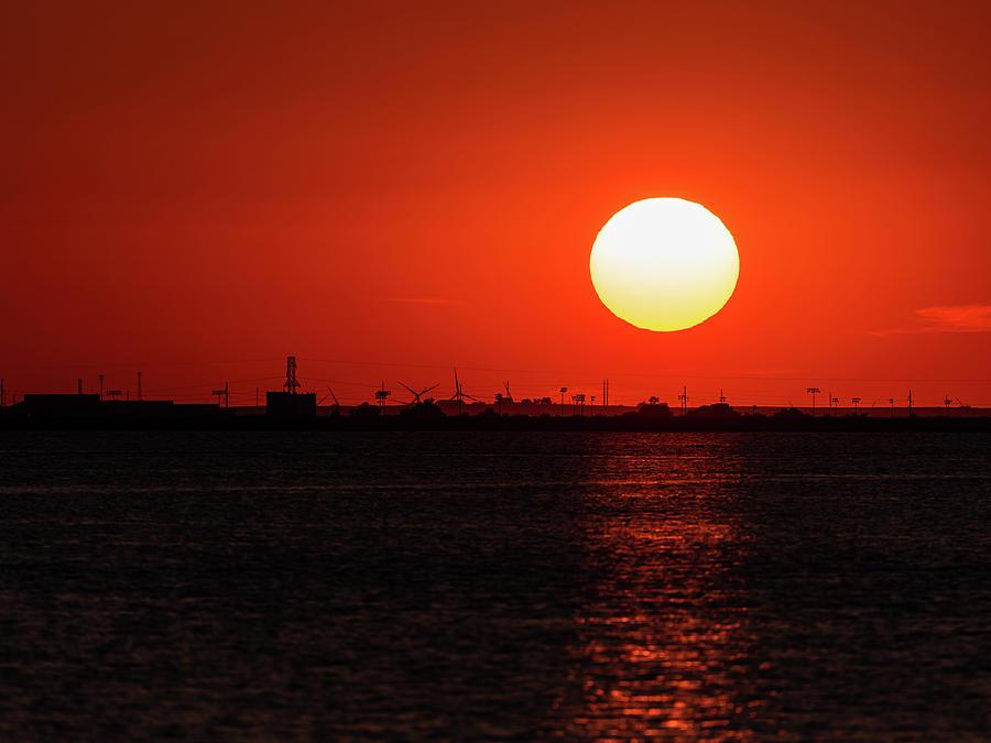 Oklahoma Heat by Don Risi
