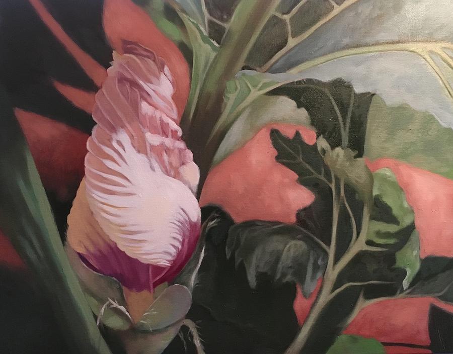 Okra by Bonnie Behan