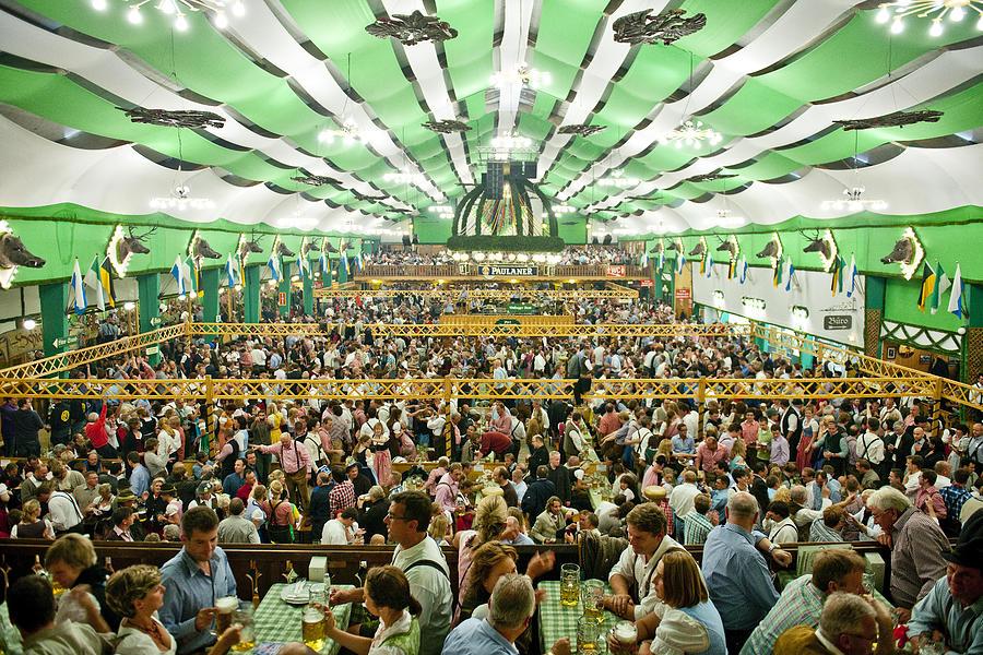 Oktoberfest Photograph by Maremagnum