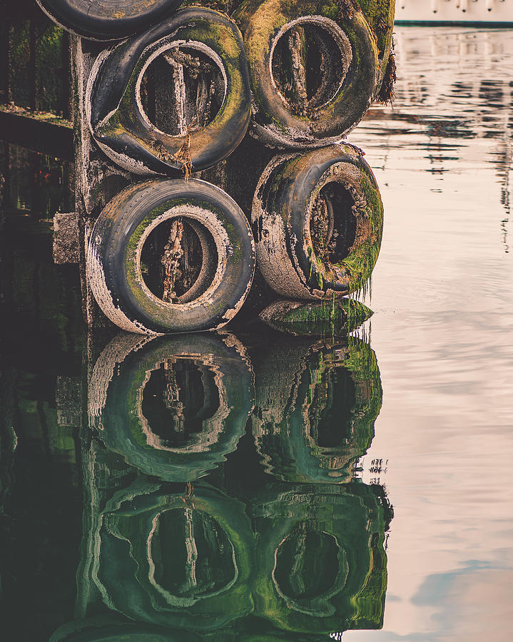 Old and Tyred by Ray Devlin