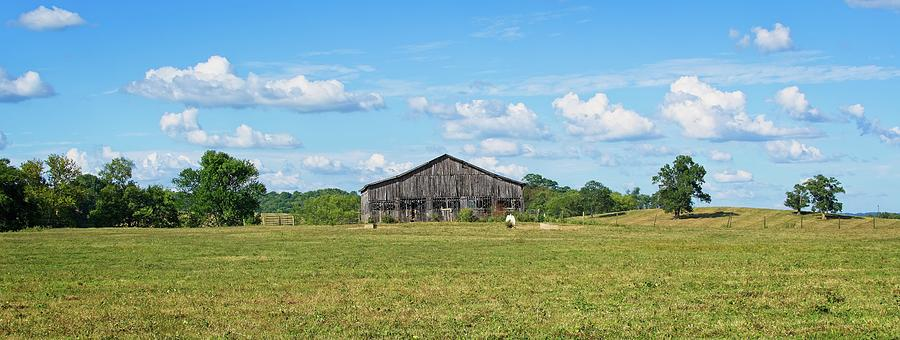 Old Barn 1 by John Benedict