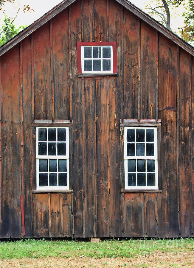 Old Barn 3903 by Jack Schultz