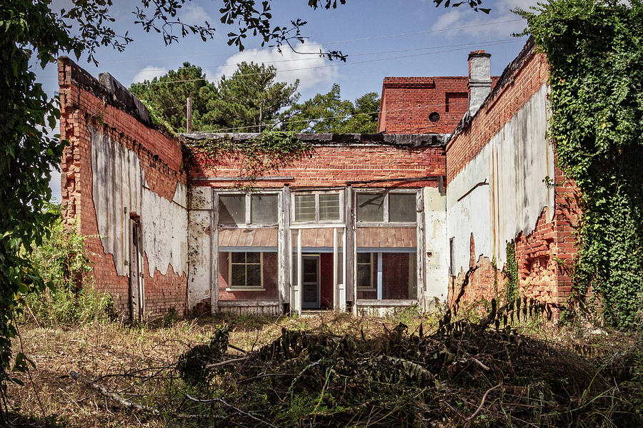Old Brick Building by Randy Bayne