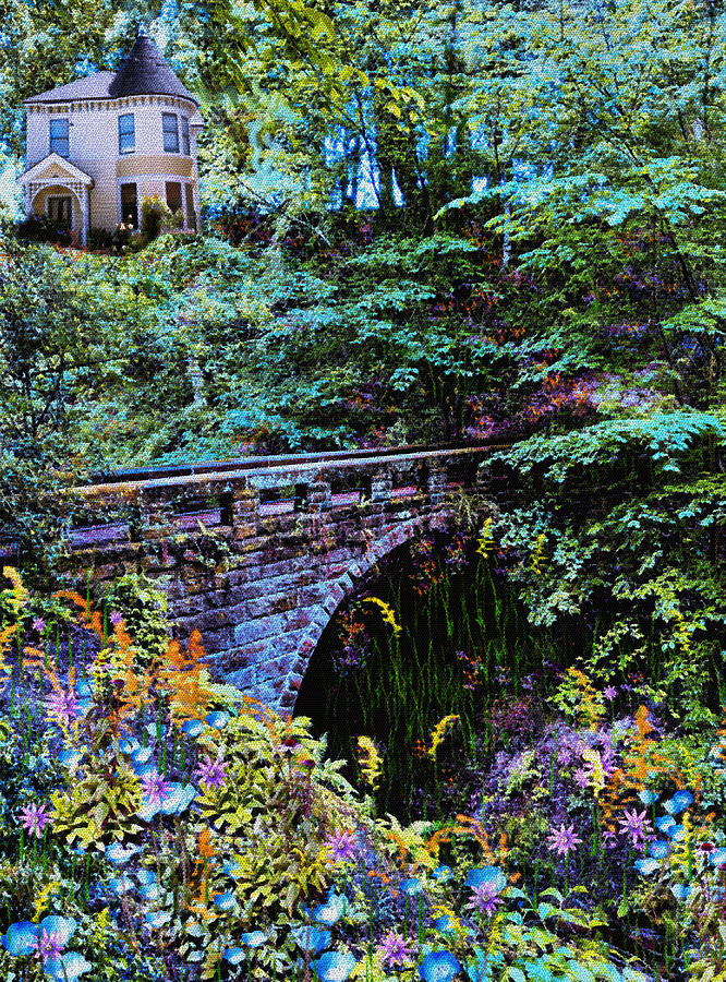Old Bridge by Natalie Holland