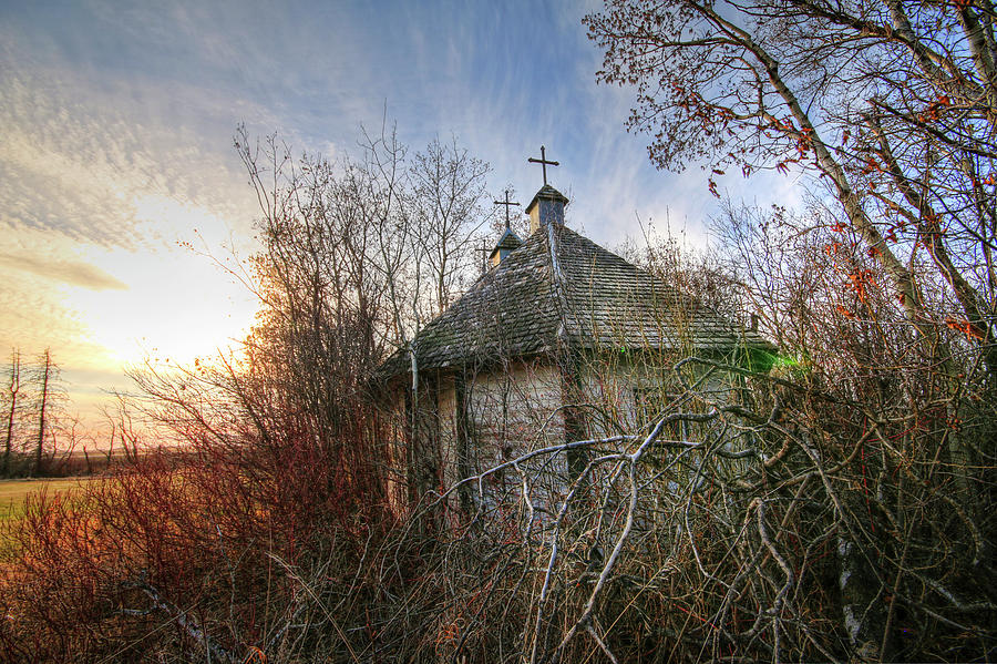 Old Calder Church by Ryan Crouse