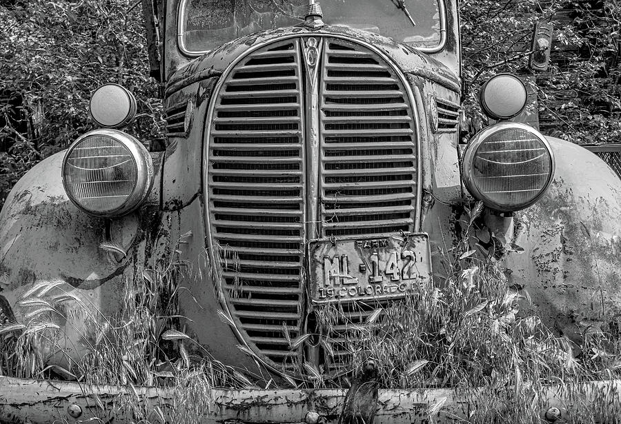 Old Car by MKD Lincoln