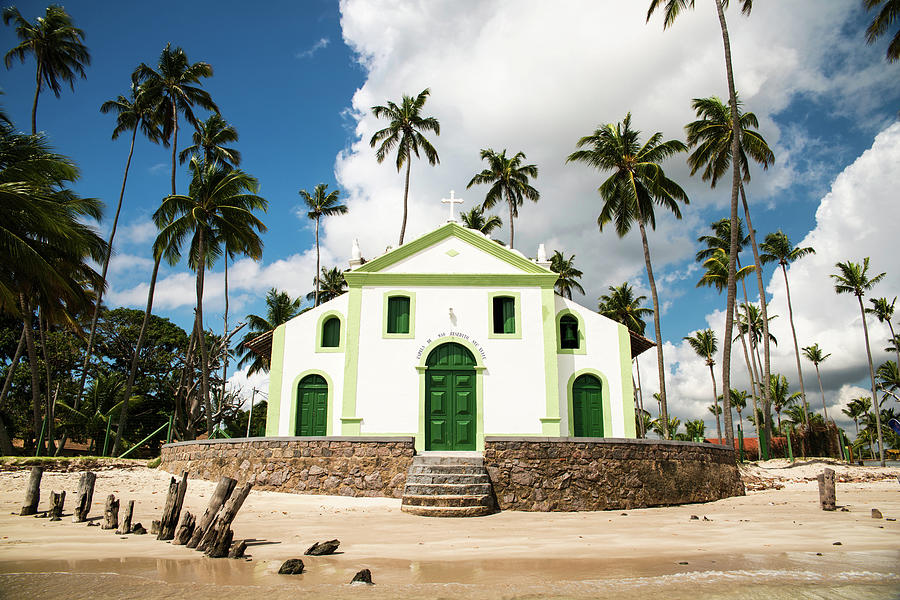 Old church by Yuri San