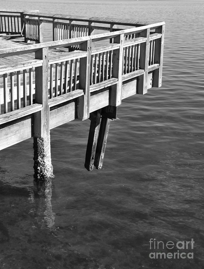 Old Docks by Jeni Gray