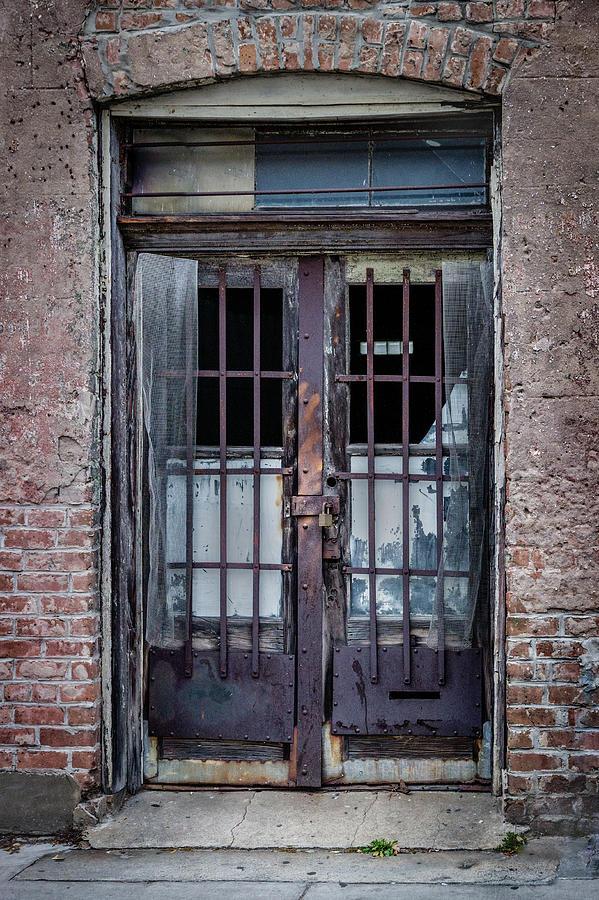 Old Door by James Woody