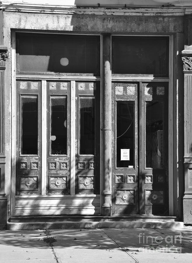 Old Doors by Jeni Gray
