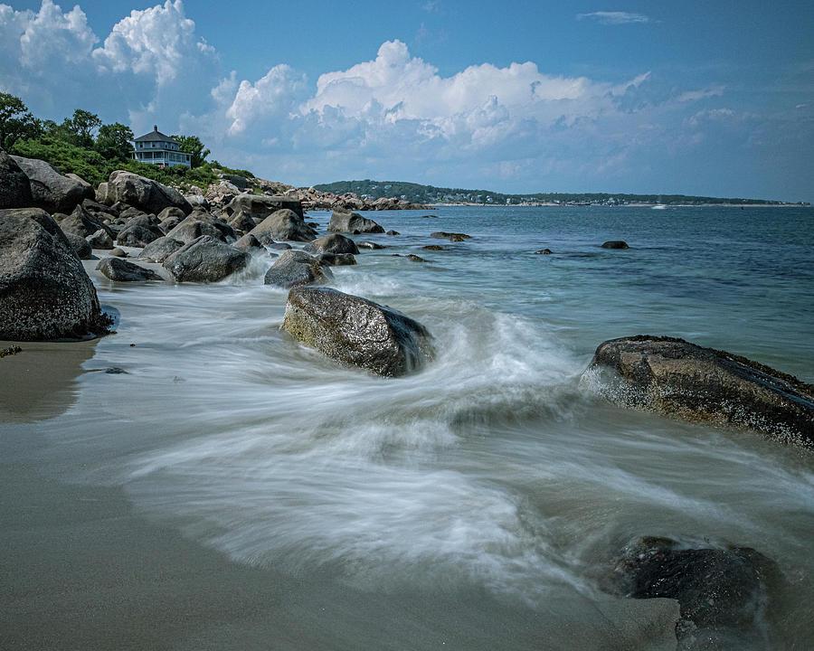 Old Garden Beach by Ray Silva