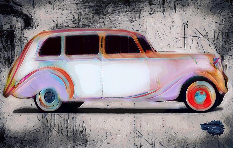 Old Hollywood Fenders Photograph