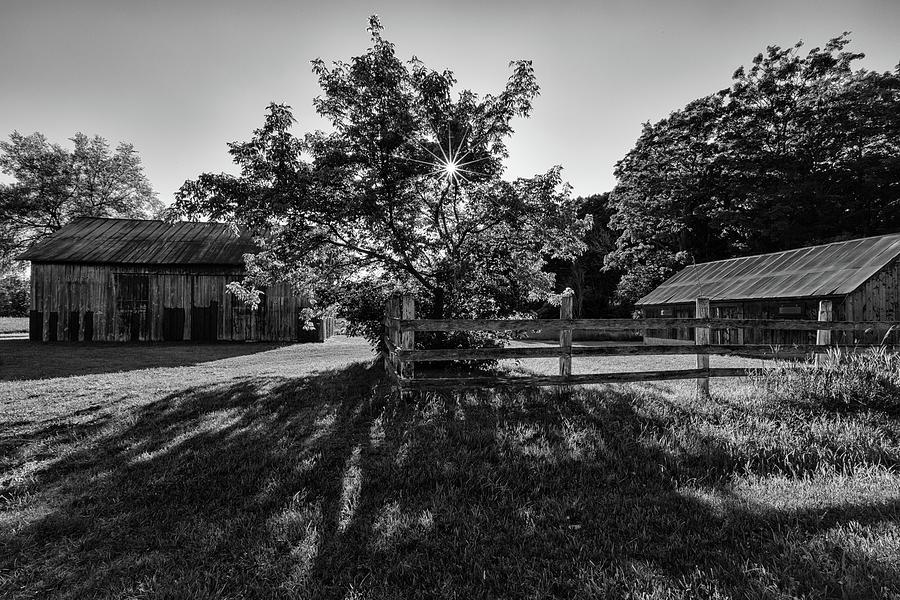 Old Homestead 1 by Heather Kenward