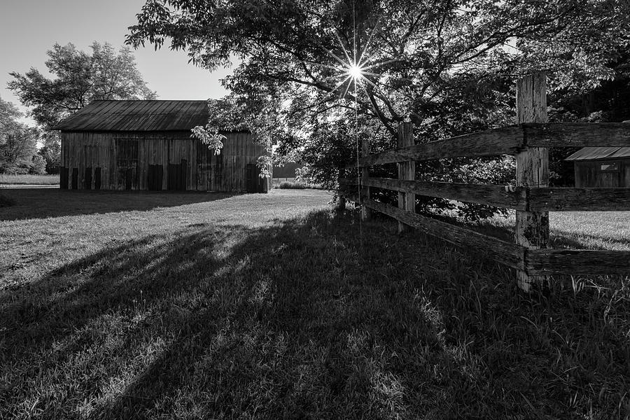 Old Homestead 2 by Heather Kenward