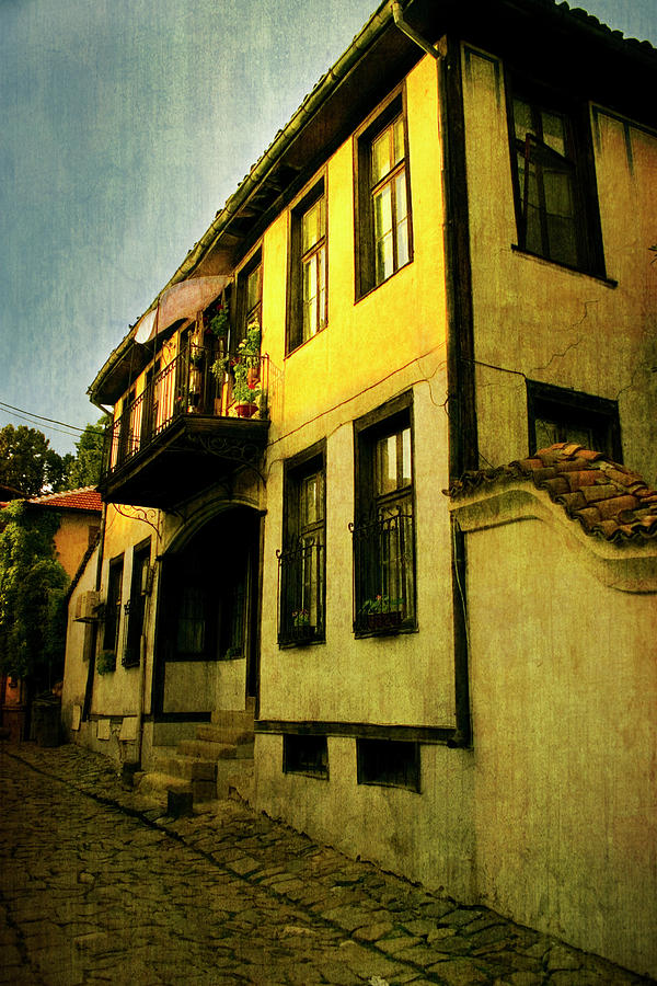 Old House by Anna Yanev