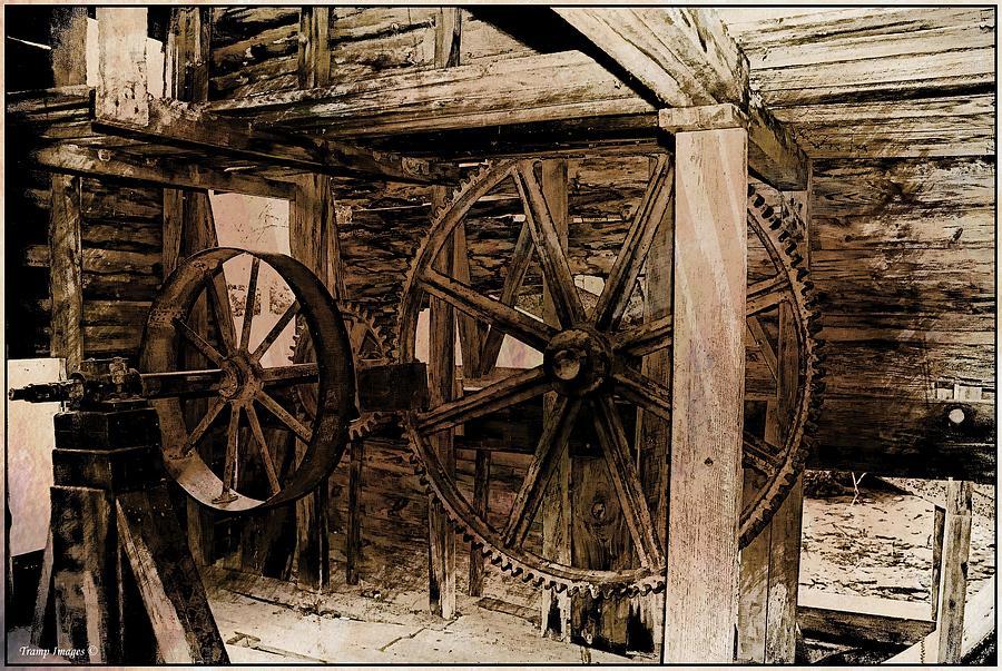 Old Inside by Wesley Nesbitt