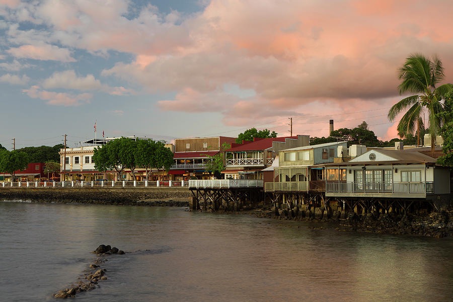 Old Lahaina Town Photograph by Dustypixel