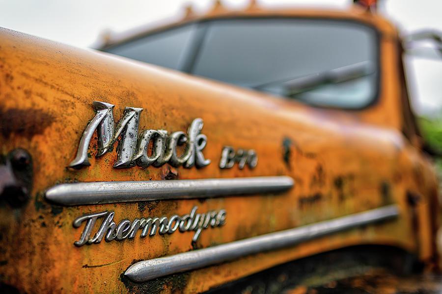 Old Mack B-70 by Rick Berk