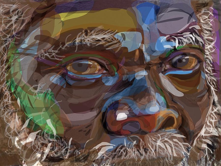Old Man by Joe Roache