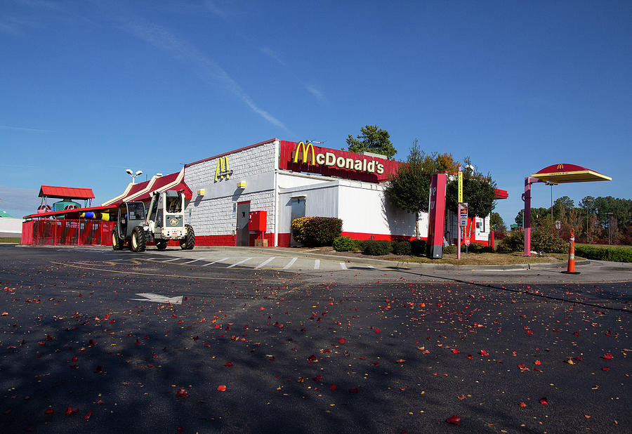 Old McDonald's on Harbison by Joseph C Hinson