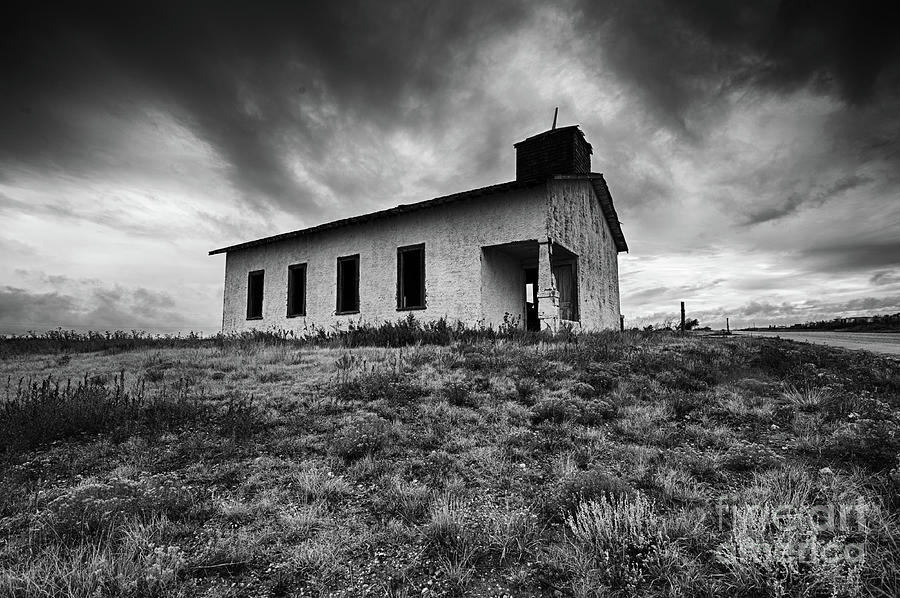Nm Photograph - Old Mission by Joe Sparks