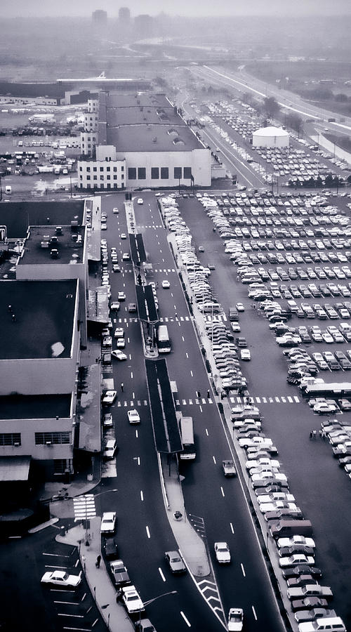 Old Newark Airport Photograph