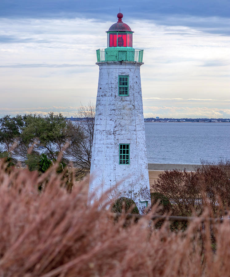 Old Point Comfort Light by Brian Knight