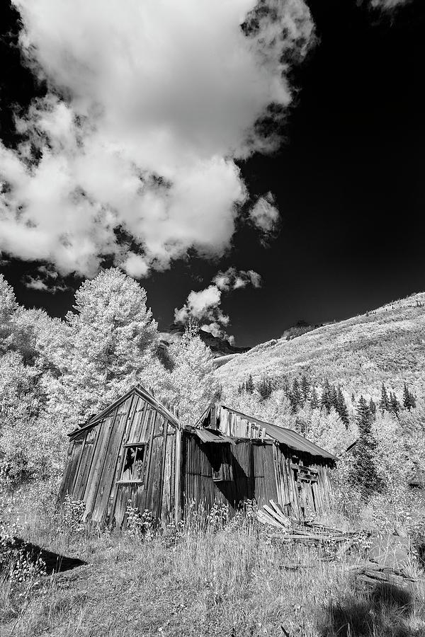 Old Shack in Colorado II by Jon Glaser