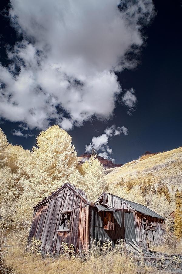 Old Shack in Colorado  by Jon Glaser