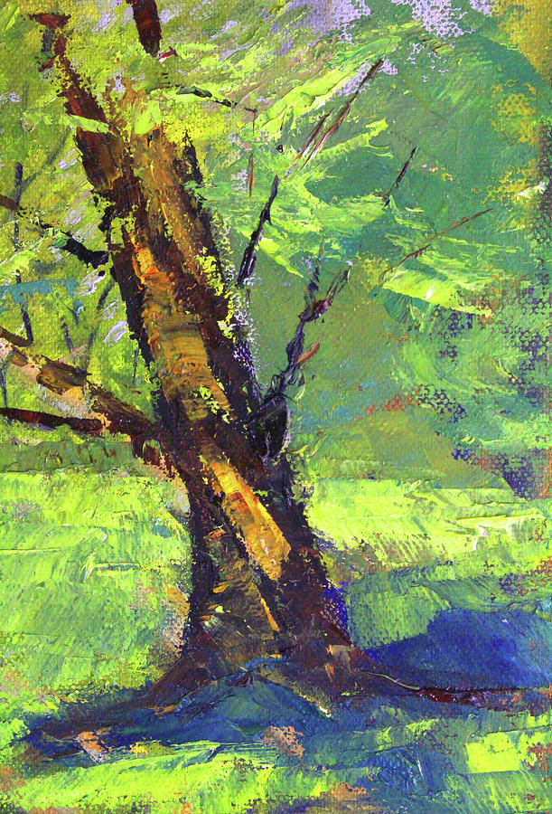 Old Soul Tree by Nancy Merkle
