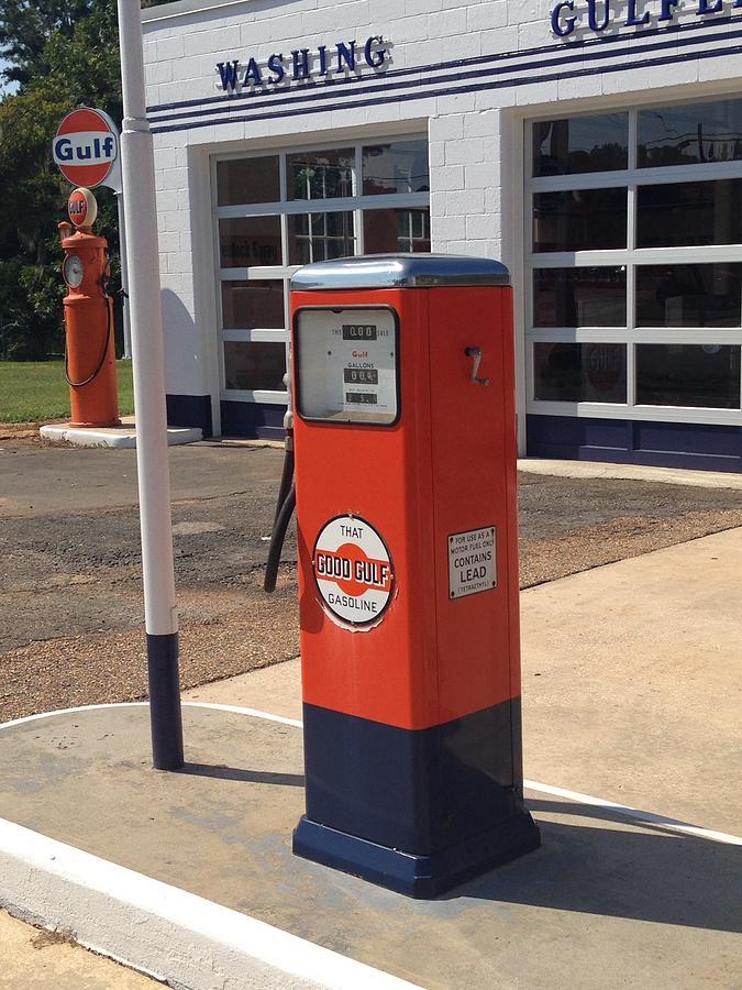Old Time Gasoline by Joe Roache