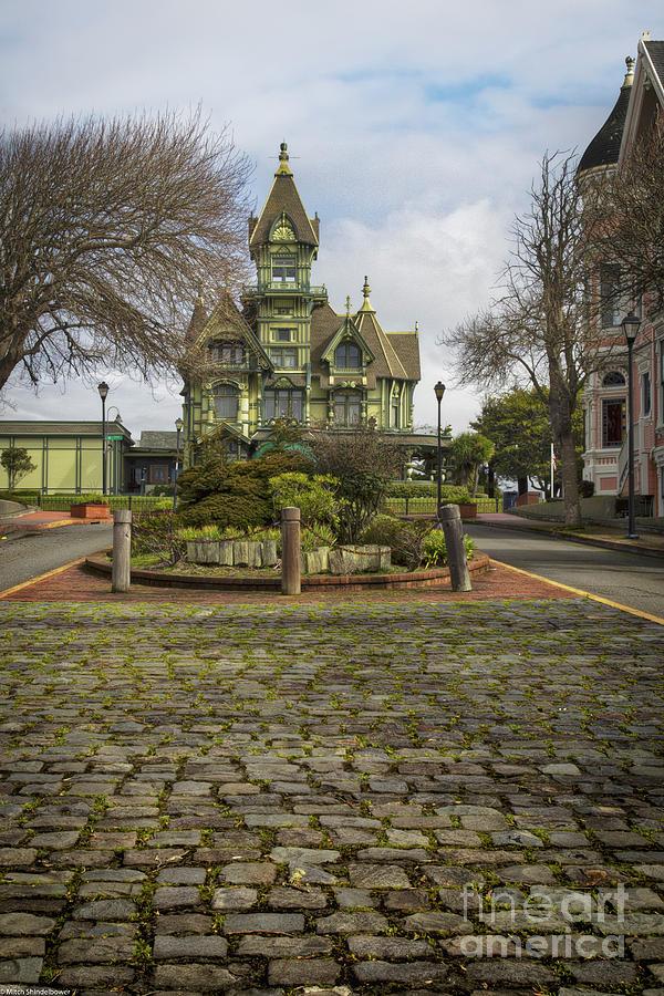 Old Town Eureka by Mitch Shindelbower
