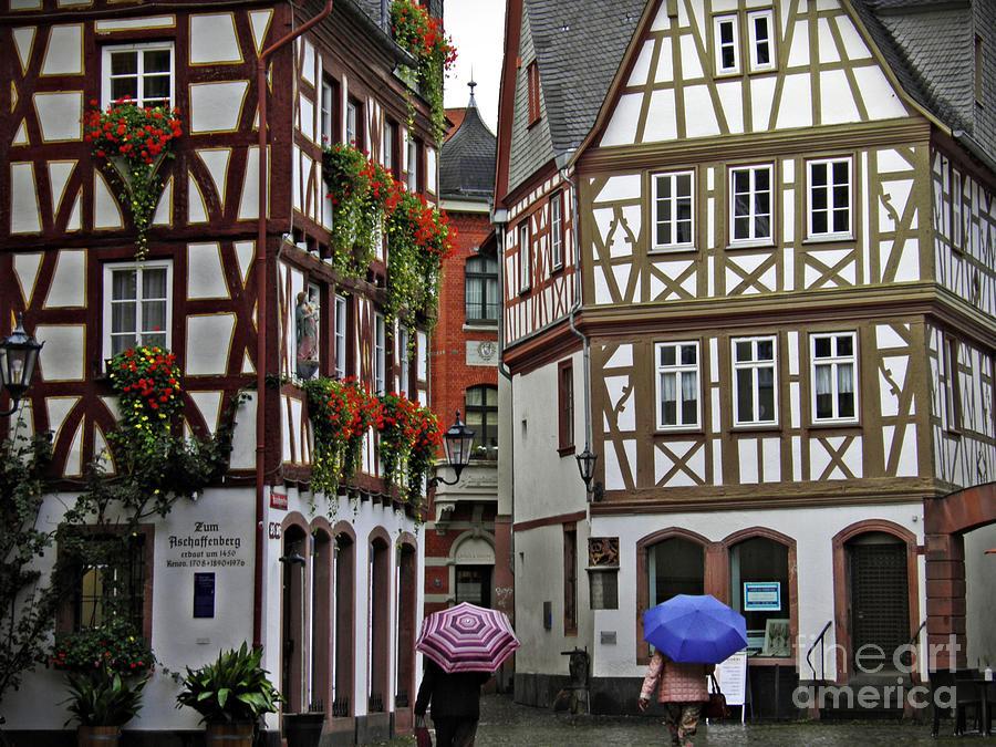 Old Town Mainz 2 Photograph