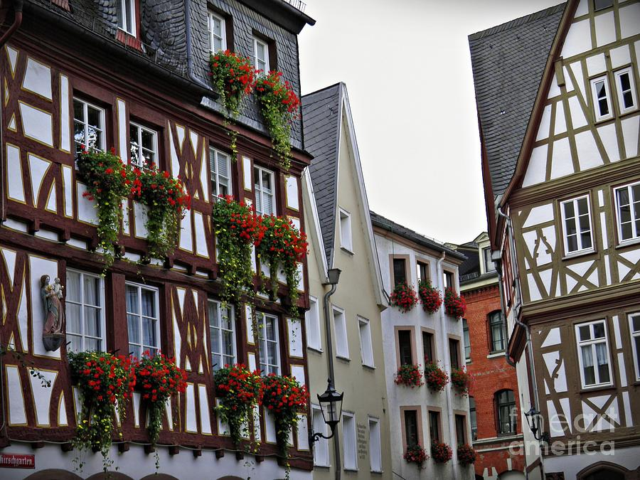 Old Town Mainz 3 Photograph