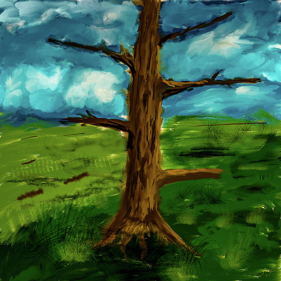 Old tree #i9 by Leif Sohlman