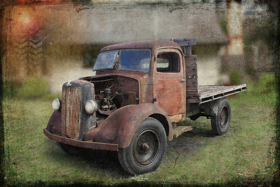 Old Truck by Keith Hawley