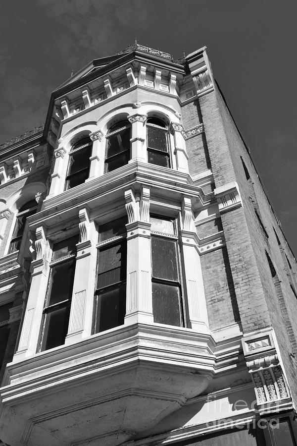 Old Windows by Jeni Gray