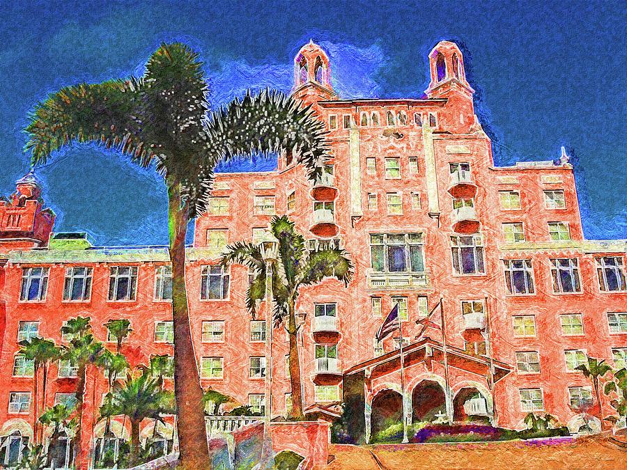 Old-world Florida Elegance Impressionism by Island Hoppers Art
