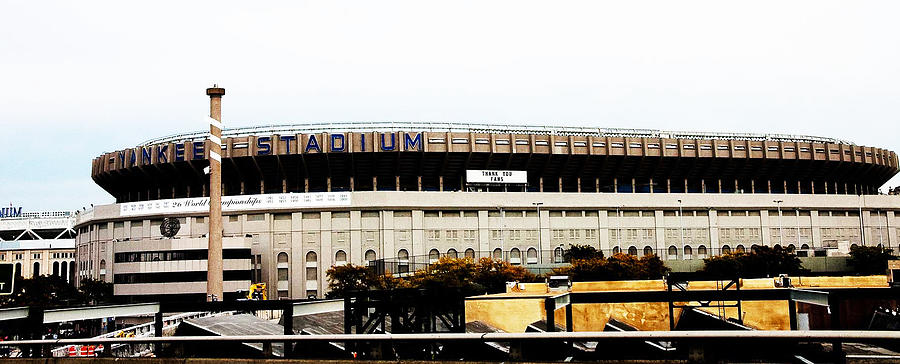 Old Yankee Stadium by Jose Rojas