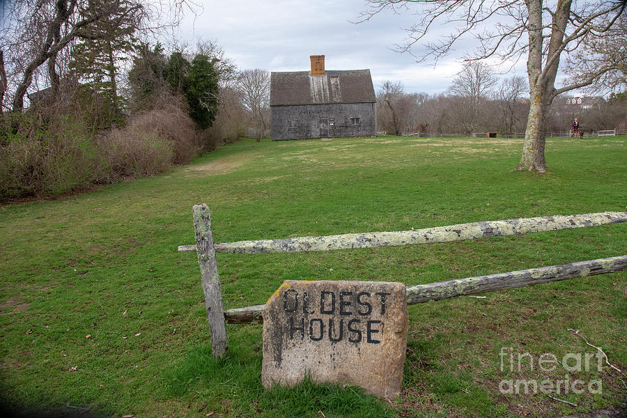 Oldest House by Ruth H Curtis