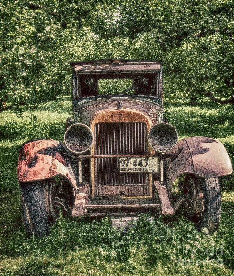 Oldtimer by Jim Hatch